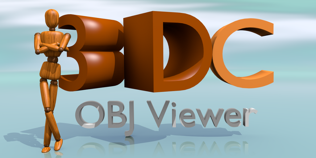 Promotion 3DC OBJViewer